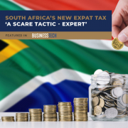 SOUTH-AFRICA'S-NEW-EXPAT-TAX-'A-SCARE-TACTIC'-EXPERT-sg