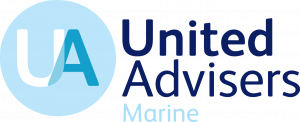 United Advisors Marine Navy Logo